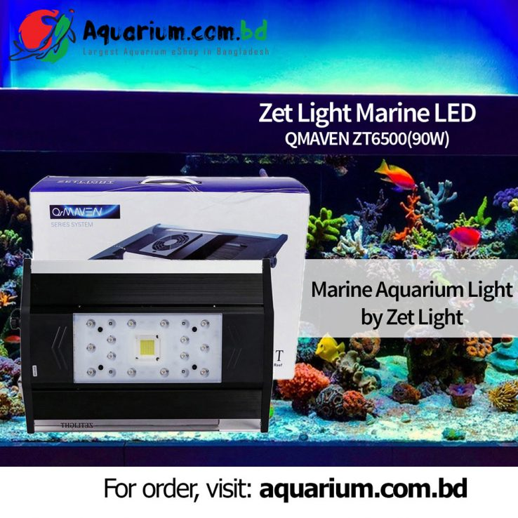 Marine LED QMAVEN ZT6500 remote- ZETLIGHT