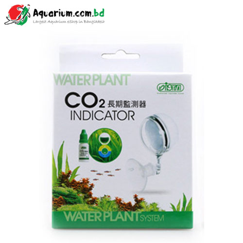 CO2 Indicator for waterplant system by ISTA