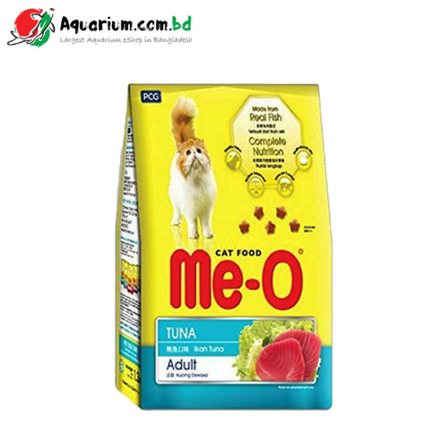 Me-O Cat Food- Adult Tuna Flavour(1.2kg)