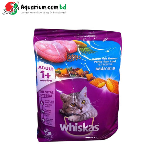 Whiskas Ocean Fish Flavour for Adult