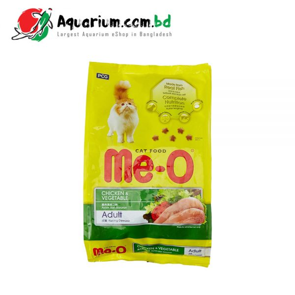 Me-O Chicken & Vegetable for Adult(450g)