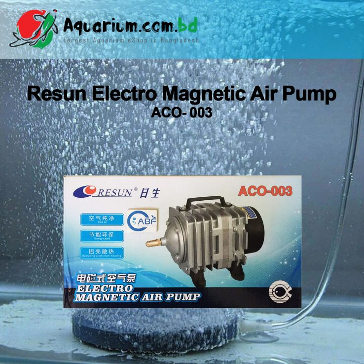 RESUN- Electro Magnetic Air Pump(ACO-003)
