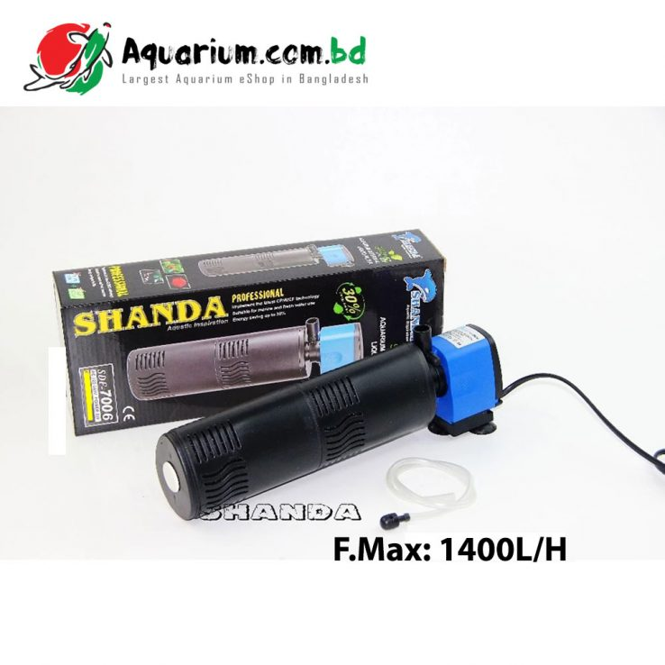 Shanda Internal Liquid Filter(SDF-7006)
