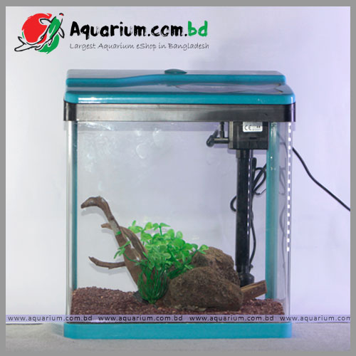 SOBO Small Fish Aquarium(Blue)