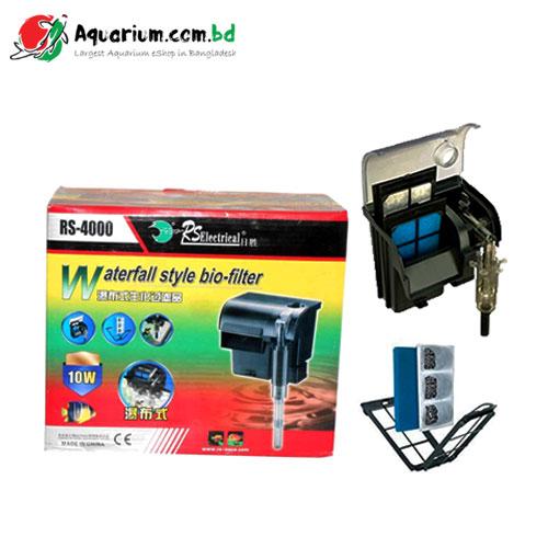 RS Electrical RS-4000(Waterfall Style Bio-Filter-10W)
