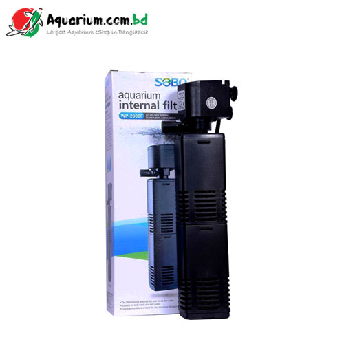 SOBO Aquarium Internal Filter WP-2000F