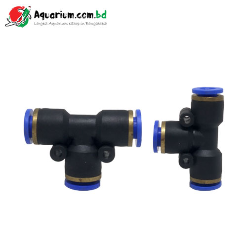 Co2 T Connector