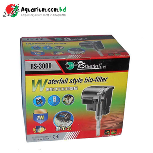 RS Electrical RS-3000(Waterfall Style Bio Filter)