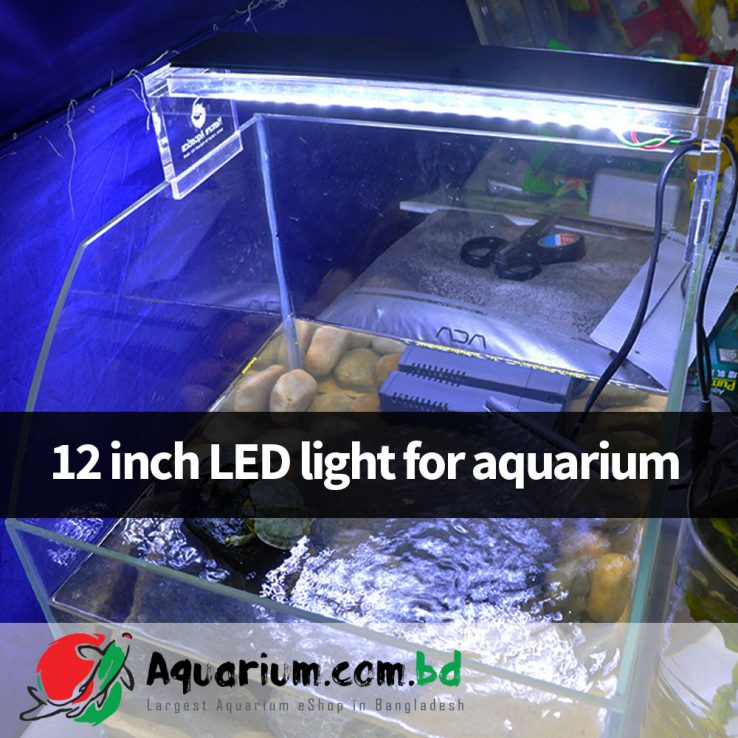 "12""LED Light For Aquarium"
