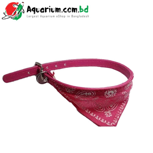 Cat Neck Belt Pink