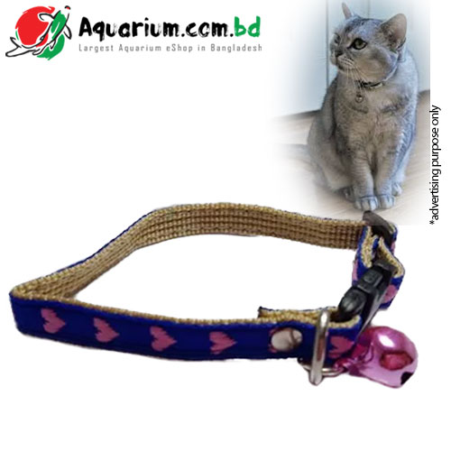 Cat Neck Belt Purple