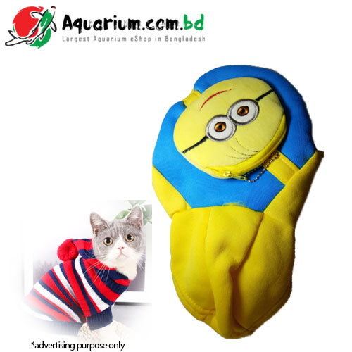 Cat/Puppy Minion Winter Dress