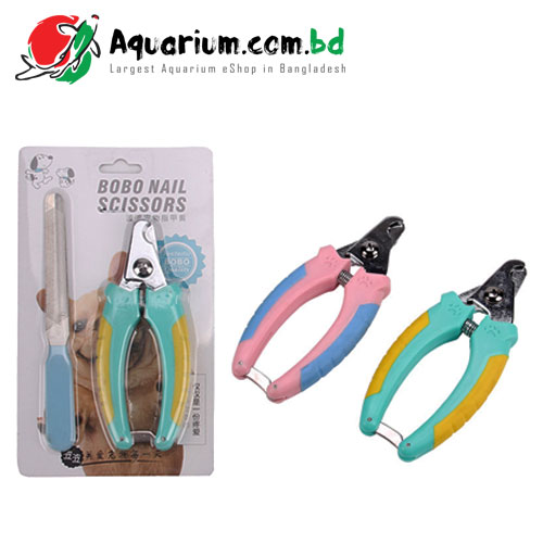 Nail Scissors by Bobo(small)