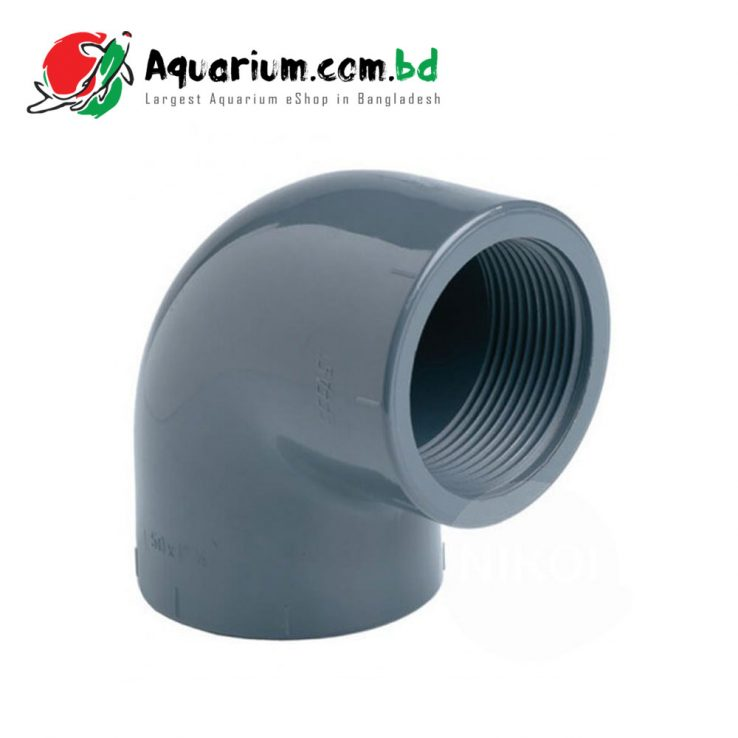 PVC Threaded Elbow