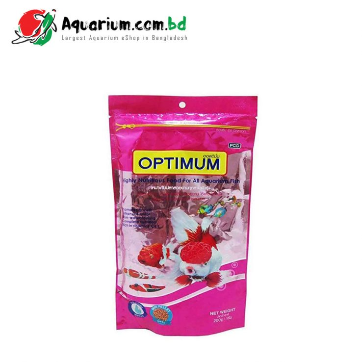 Fish Food 200g- Optimum