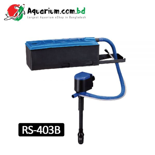 RS Electrical Aquarium 3 in 1 More Functions(RS- 403B)