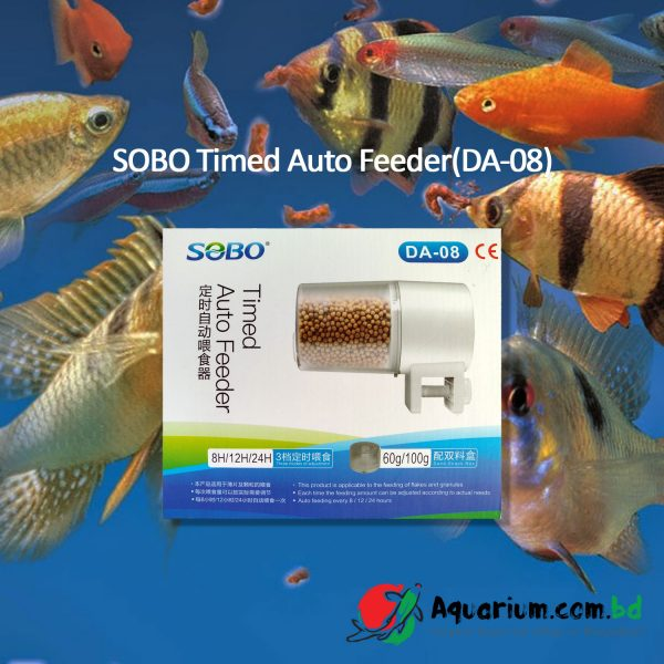 SOBO Timed Auto Feeder DA-08
