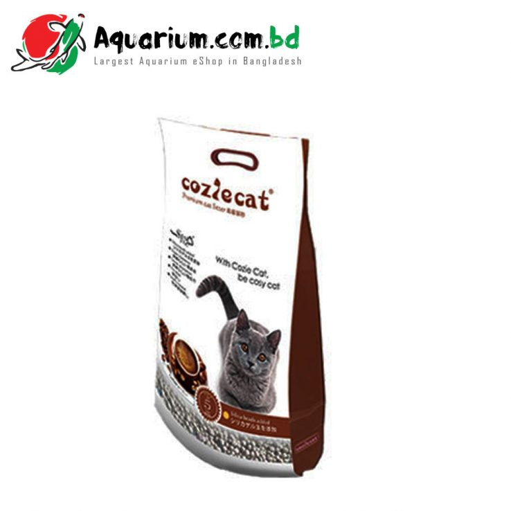 Cozie-Cat-Premium-Cat-Litter-Coffee-5-liter
