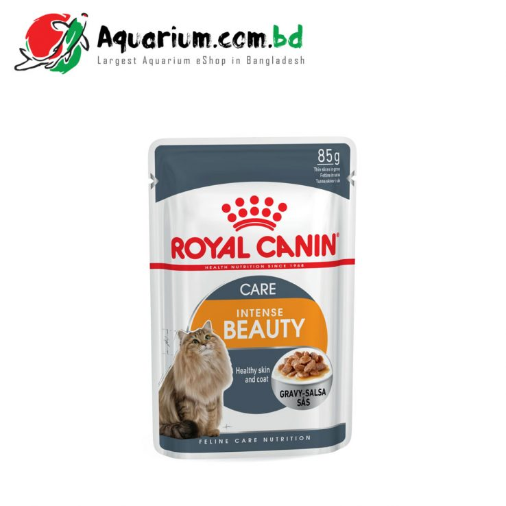 Royal Canin Care Intense Beauty- Pouch 85g