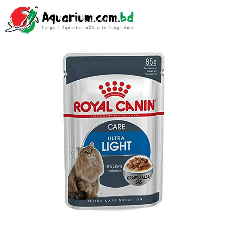 Royal Canin Care Ultra Light- 85g