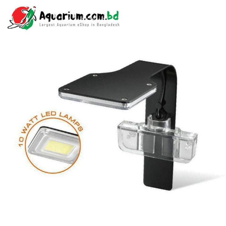 Aquarex Mini- F6 Special Clip Lamps for Small Fish Tank
