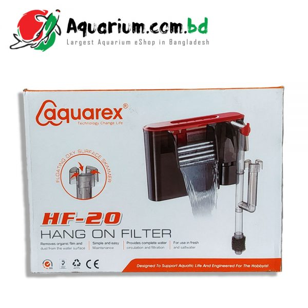 Aquarex Hang On Filter(HF-20)