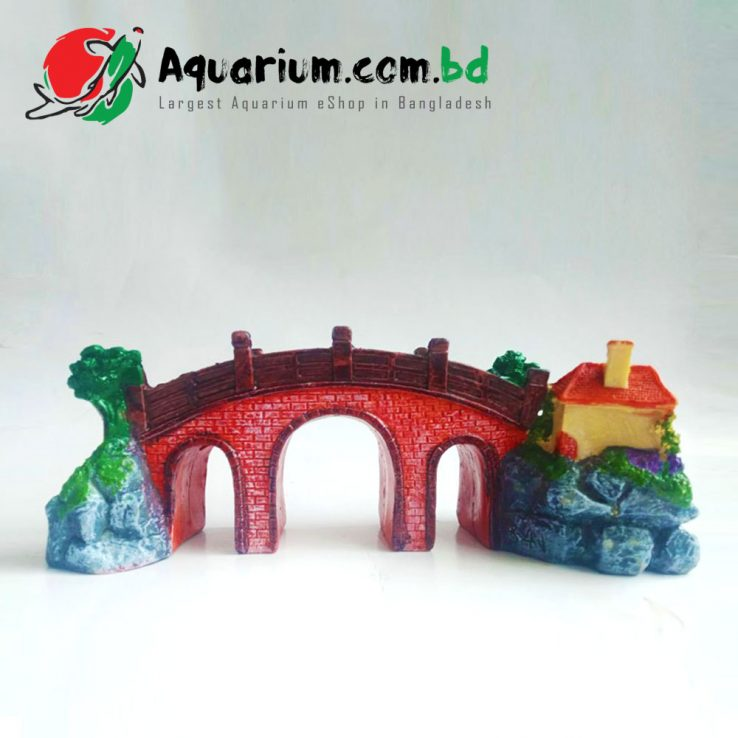 Bridge- Aqua Decor