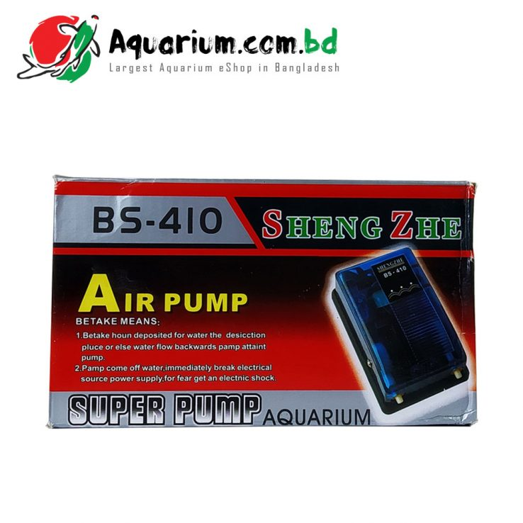 Sheng Zhe- Air Pump(BS-410)