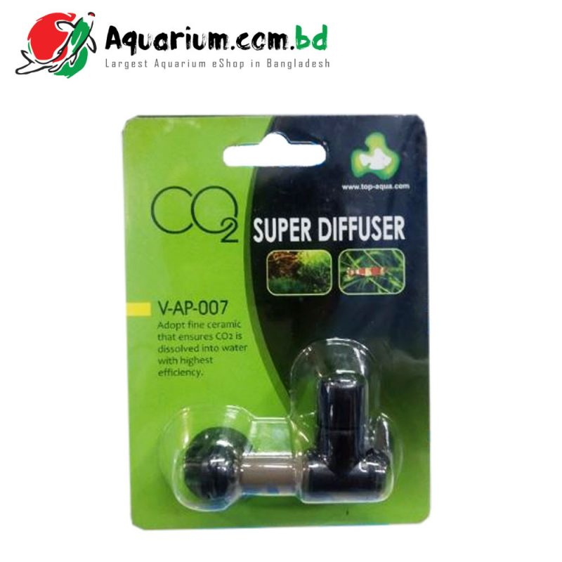 Top Aqua- CO2 Super Diffuser(V-AP-007)