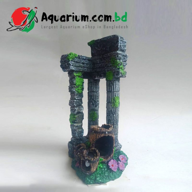 Tower alike- for Aquarium Decor