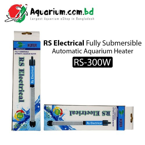 RS Electrical Automatic Aquarium Heater(RS-300W)