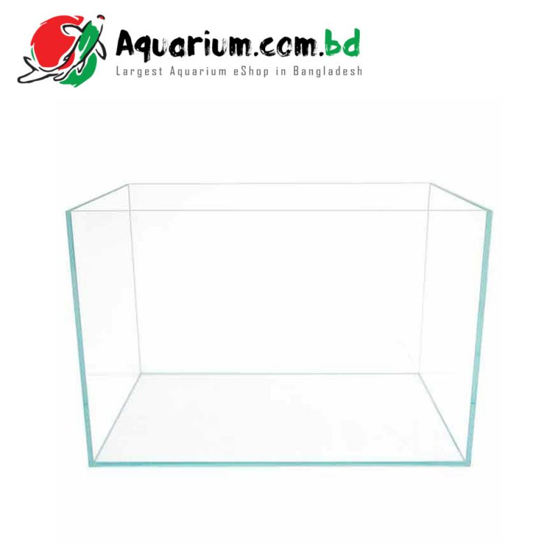 120 Ltr. 24″x18″x18″ Crystal Glass Aquarium – Glass Thickness 6mm