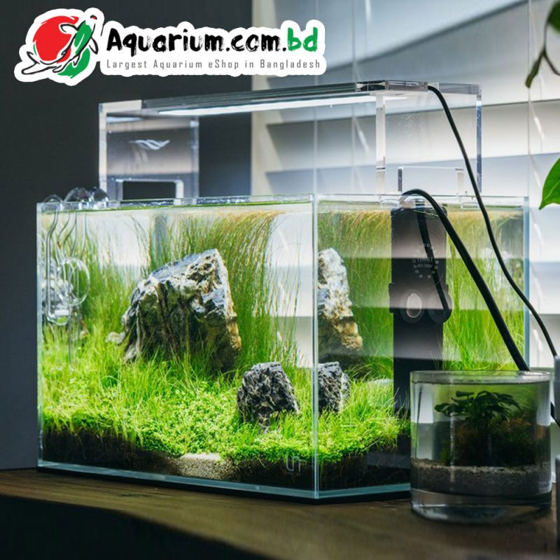 120 Ltr. 24x18x18 Crystal Glass Aquarium - Glass Thickness 6mm
