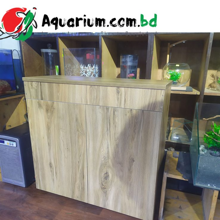 Aquarium Stand made with Melamine Board- H30xL36xW24 Inch