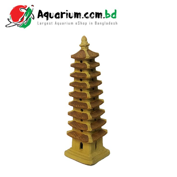 Tower- Aquarium Decor