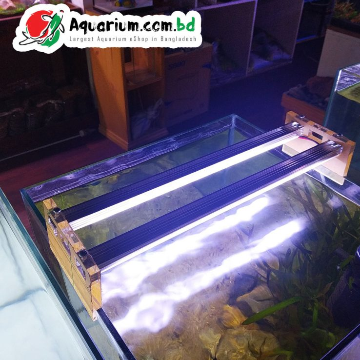 Aquarium LED Light- 1ft(2 panel)