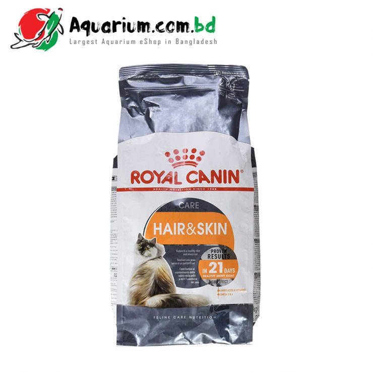 Royal Canin Hair & Skin Care- 2kg