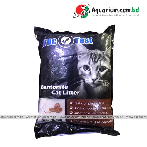 Bentonite cofee flavor cat litter 5L
