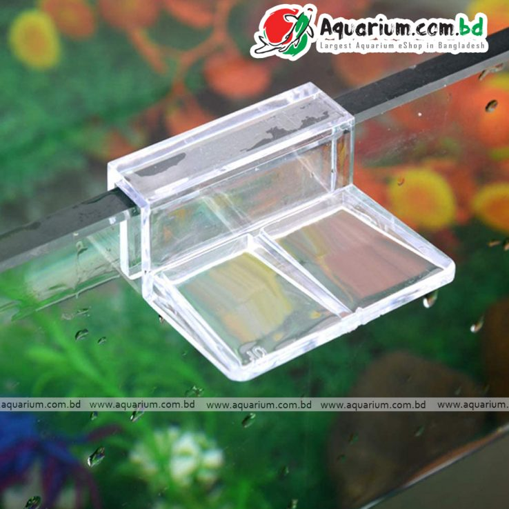 Aquarium Glass Cover Holder