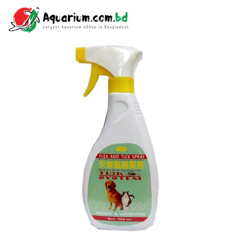 Flea and Tick Spray for Cats and Dogs(300ml)