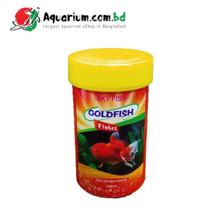 Sky Fish- Goldfish Flakes(100ml)