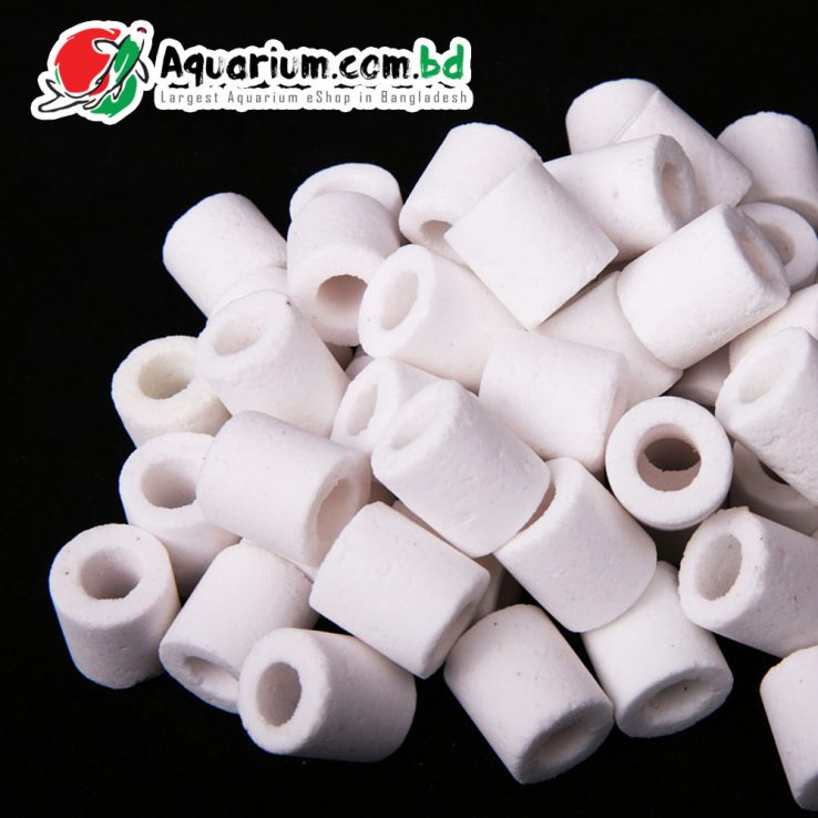 White Ceramic Ring(1kg)