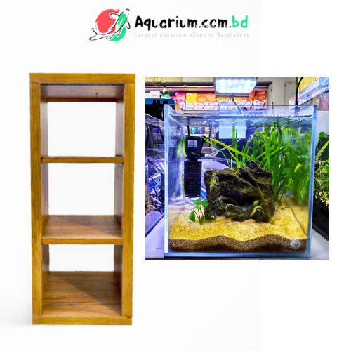 9 cube tank with Stand