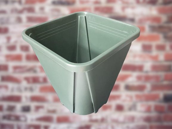 AIR CIRCULATION PLASTIC PLANTER ( 4 INCH )