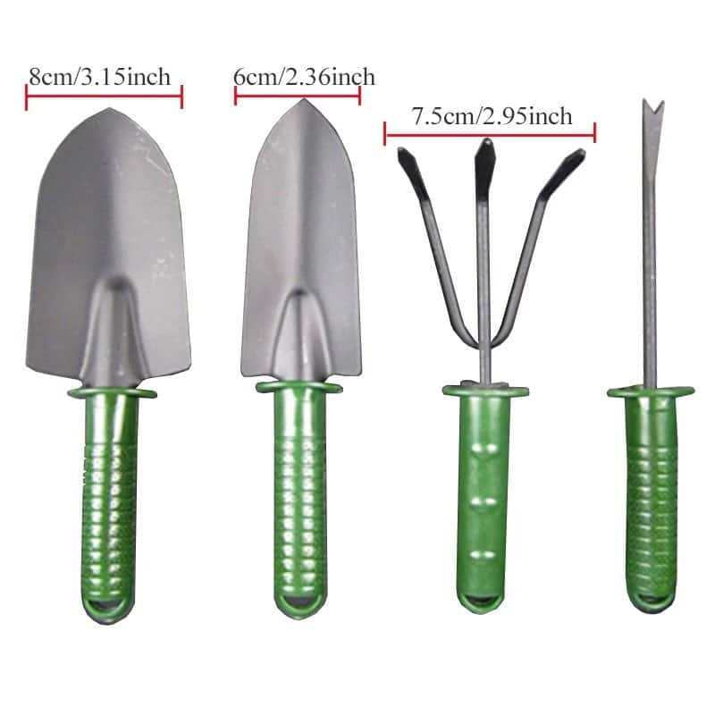GARDEN TOOLS SET ( 4 PCS)