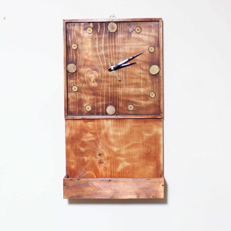 WOOD FRAME WATCH CODE WP-08