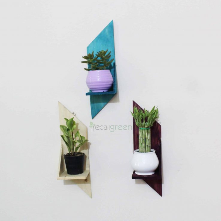 WOOD FRAME CODE WP-13 (3PCS SET)